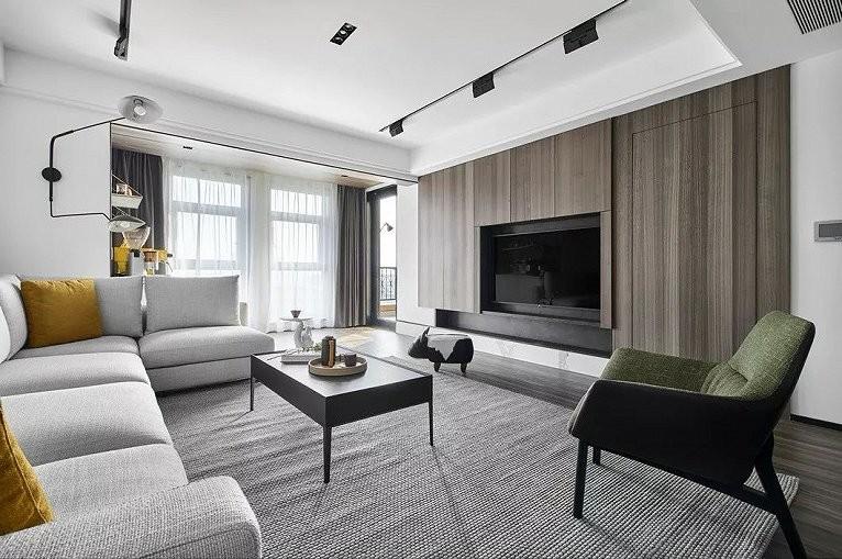 3室2卫2厅165平米混搭风格