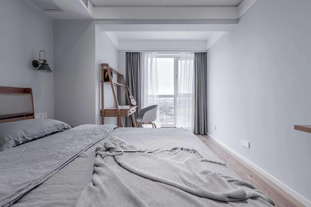 2020宜家卧室装修设计图片 2020宜家书架装修效果图大全