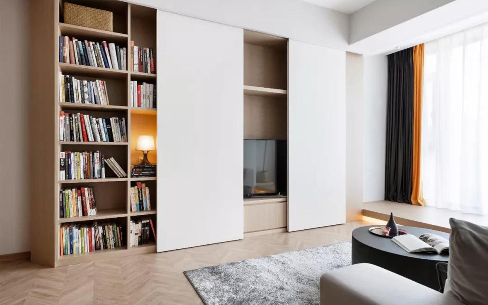 2019现代70平米设计图片 2019现代套房设计图片