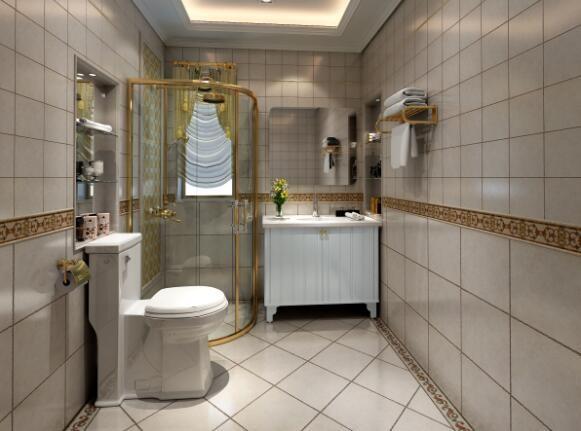 3室2卫2厅140平米简欧风格