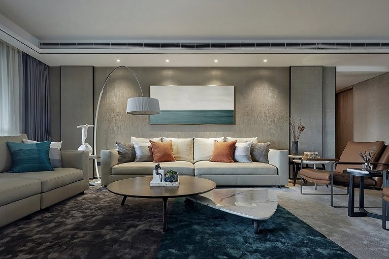 4室2卫3厅现代简约风格