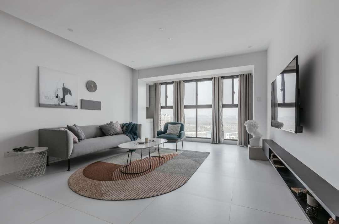 3室1卫2厅110平米简约风格