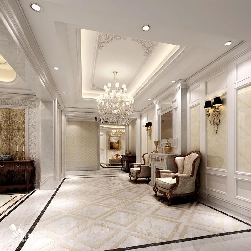 600平別墅歐式風格案例欣賞