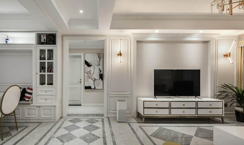 2室2卫2厅110平米美式风格