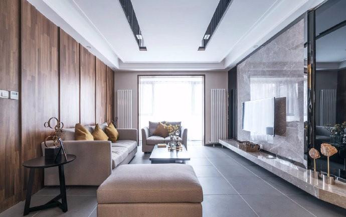 2室1卫1厅100平米混搭风格