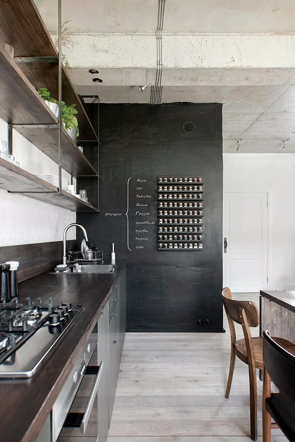 2020工业厨房装修图 2020工业地砖装修设计