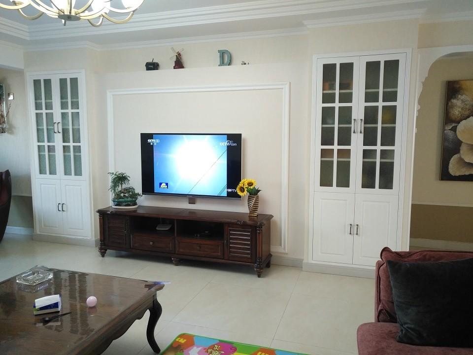 3室2卫2厅140平米美式风格