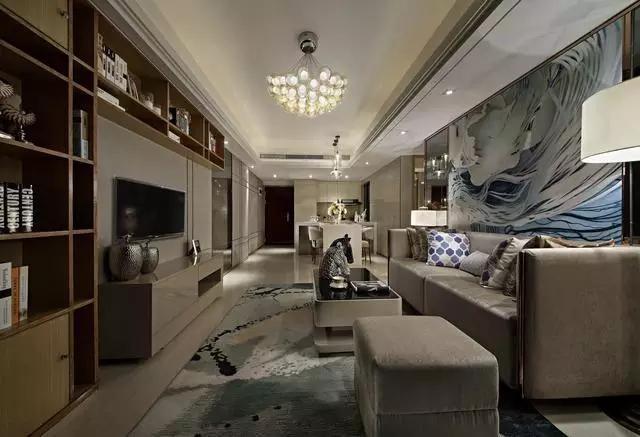 3室2卫1厅140平米欧式风格