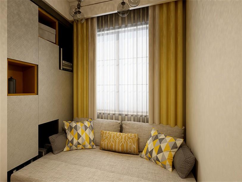 3室2衛2廳現代風格