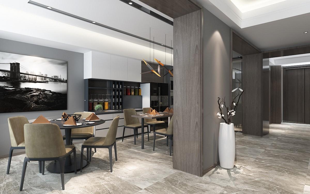 2020宜家餐厅效果图 2020宜家细节装饰设计
