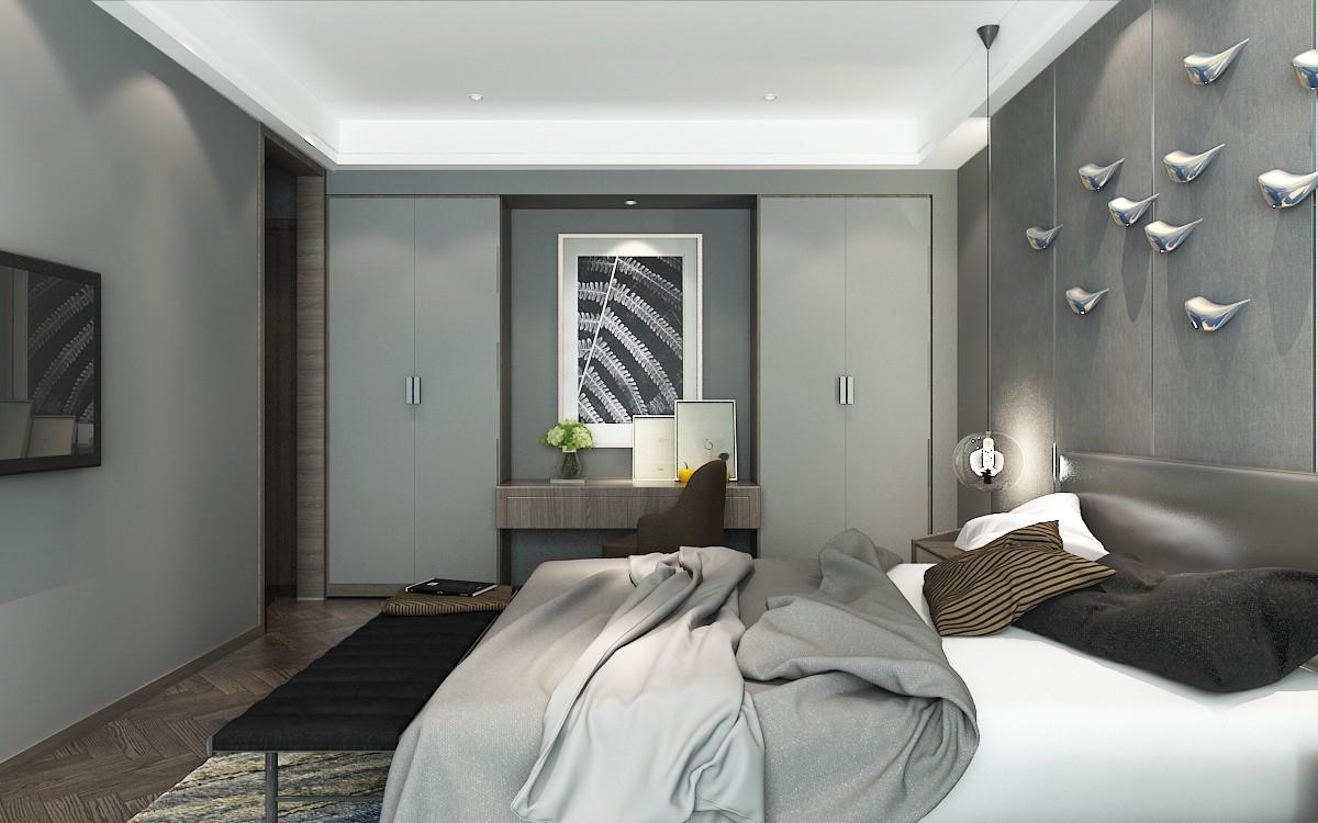 2020宜家卧室装修设计图片 2020宜家细节装饰设计