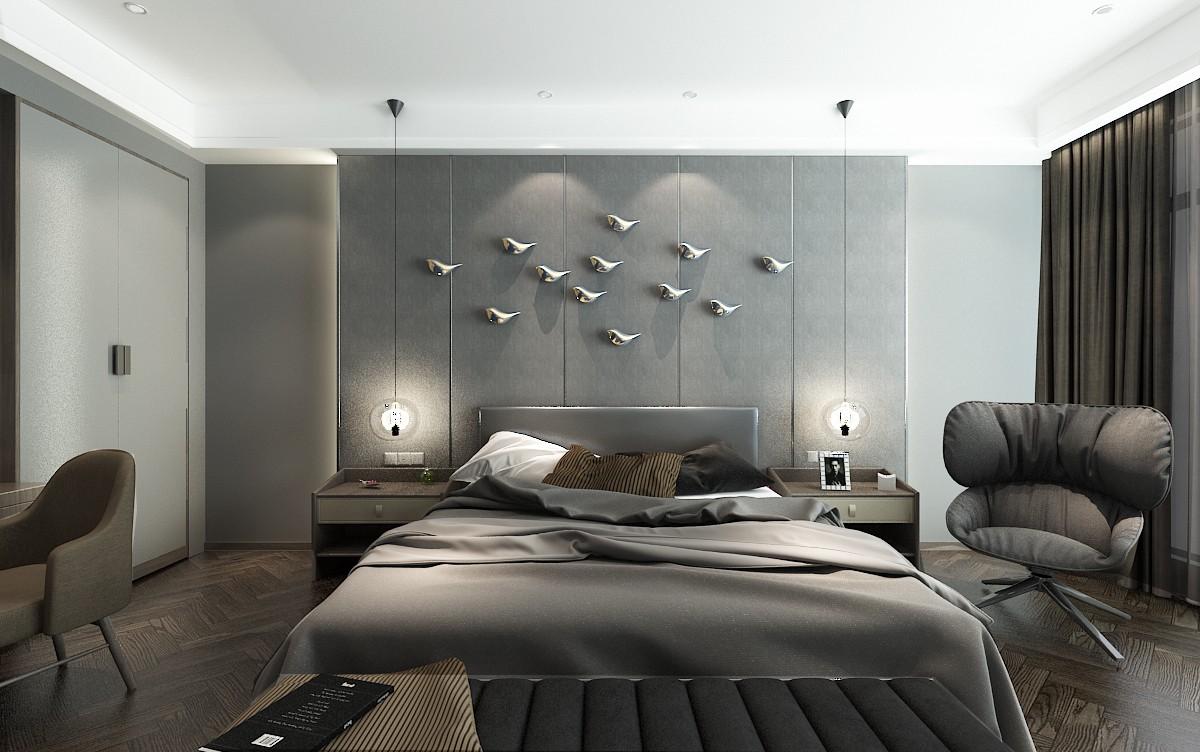 2021宜家卧室装修设计图片 2021宜家细节装饰设计