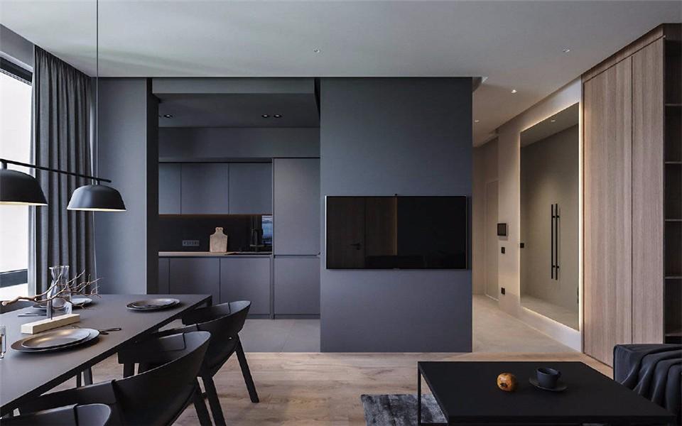 2020簡單110平米裝修設計 2020簡單公寓裝修設計