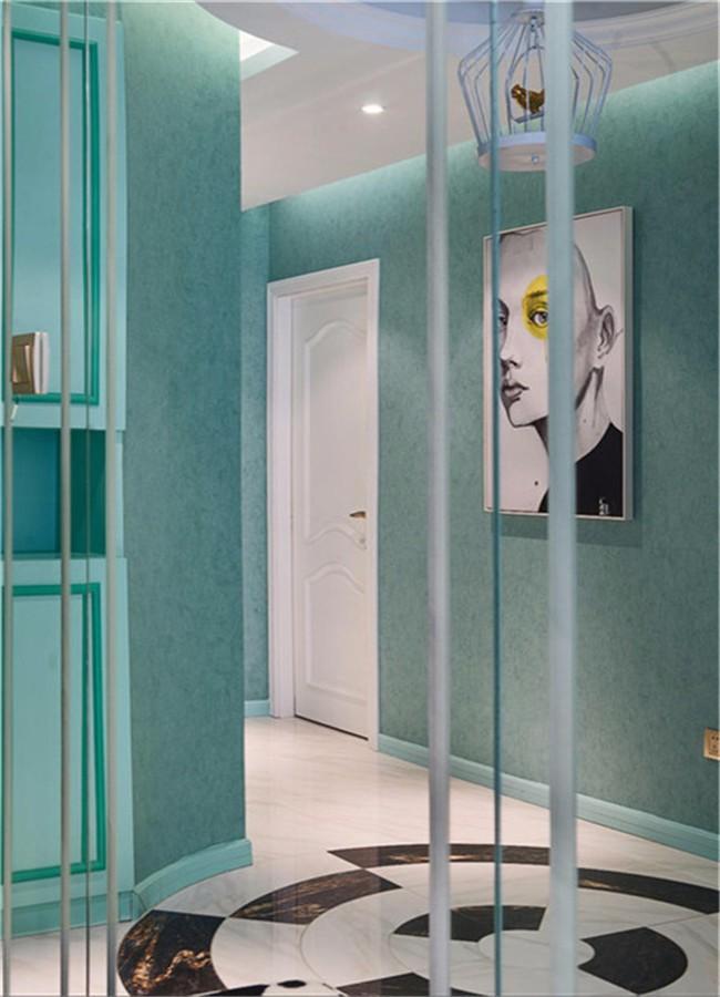 2020法式玄关图片 2020法式背景墙装饰设计