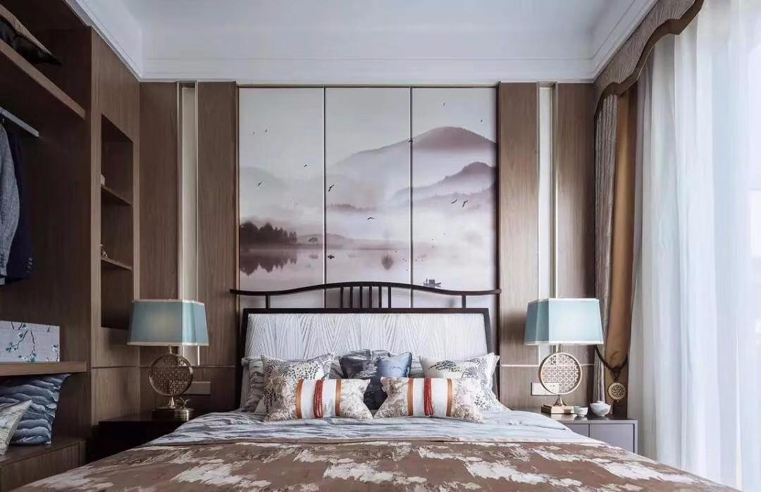2019新古典卧室装修设计图片 2019新古典细节装修图