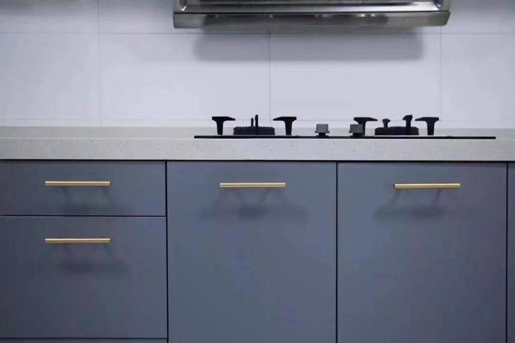2020法式厨房装修图 2020法式橱柜装修效果图片