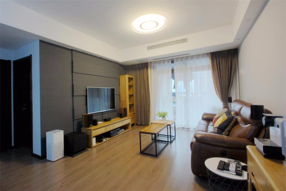 3室2卫2厅106平米现代风格