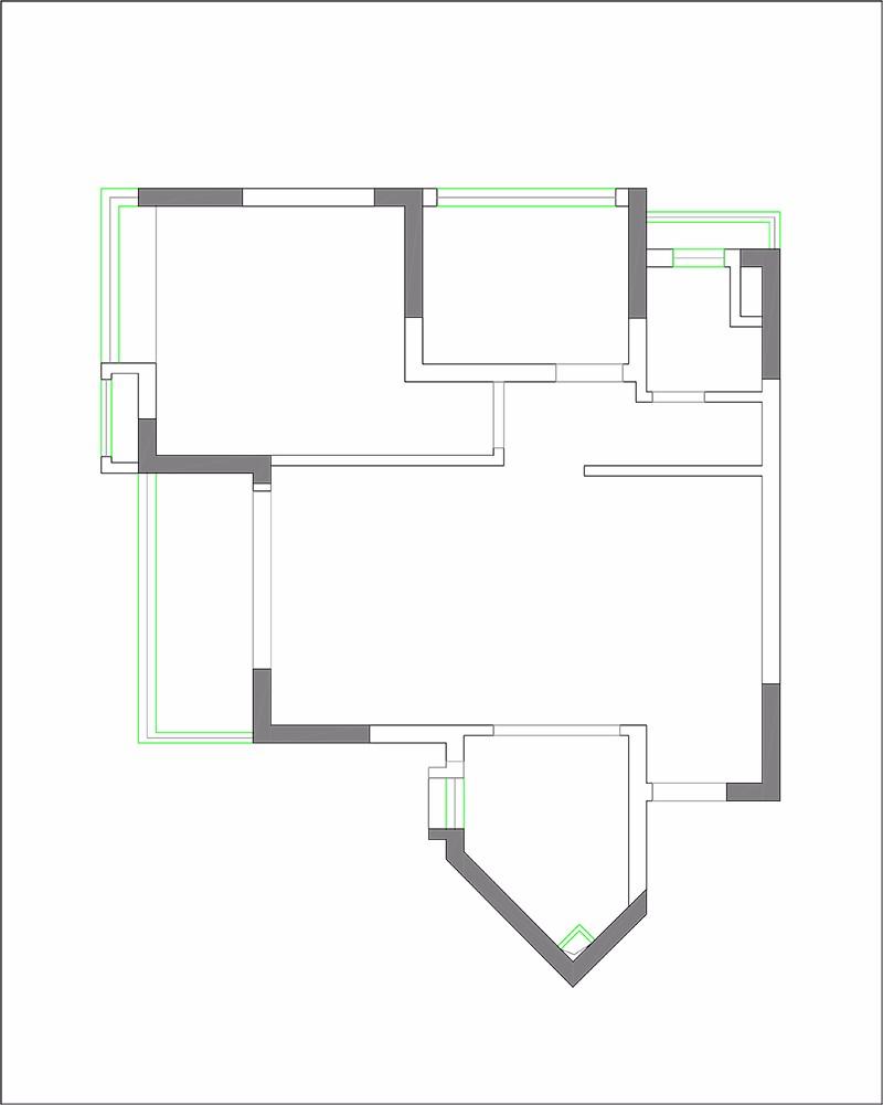 2020現代地下室效果圖 2020現代背景墻裝修設計