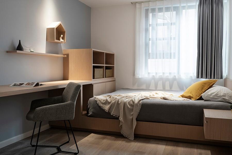 2020簡約臥室裝修設計圖片 2020簡約窗臺裝修設計圖片