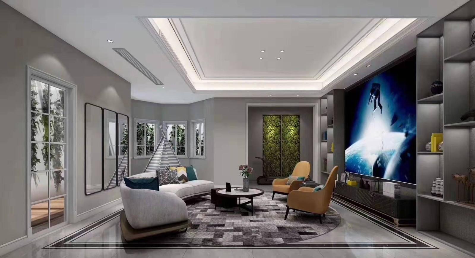 3室2卫1厅美式风格