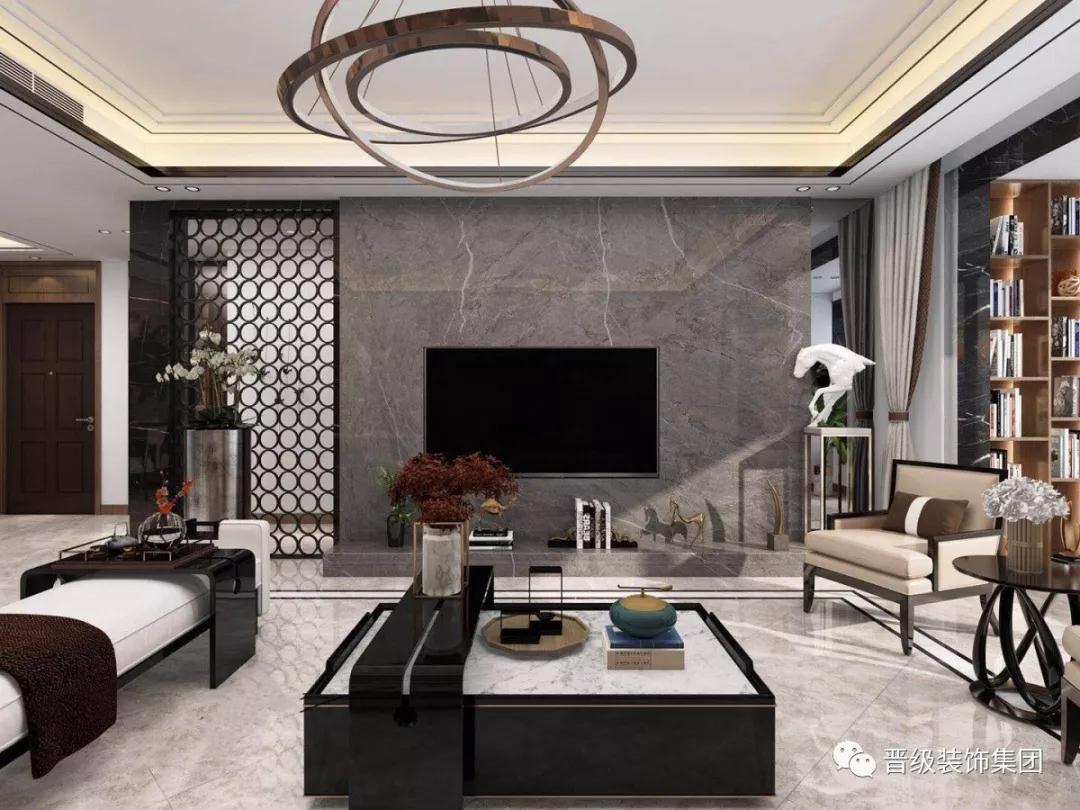 3室2卫2厅后现代风格