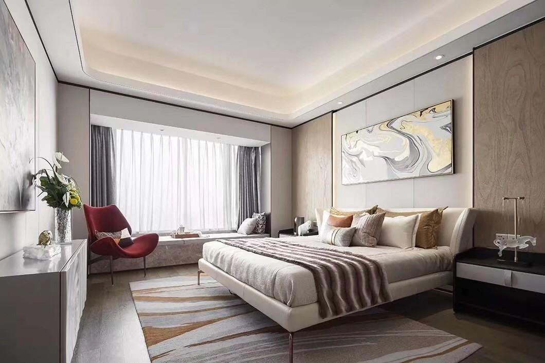 2019后现代卧室装修设计图片 2019后现代背景墙装饰设计