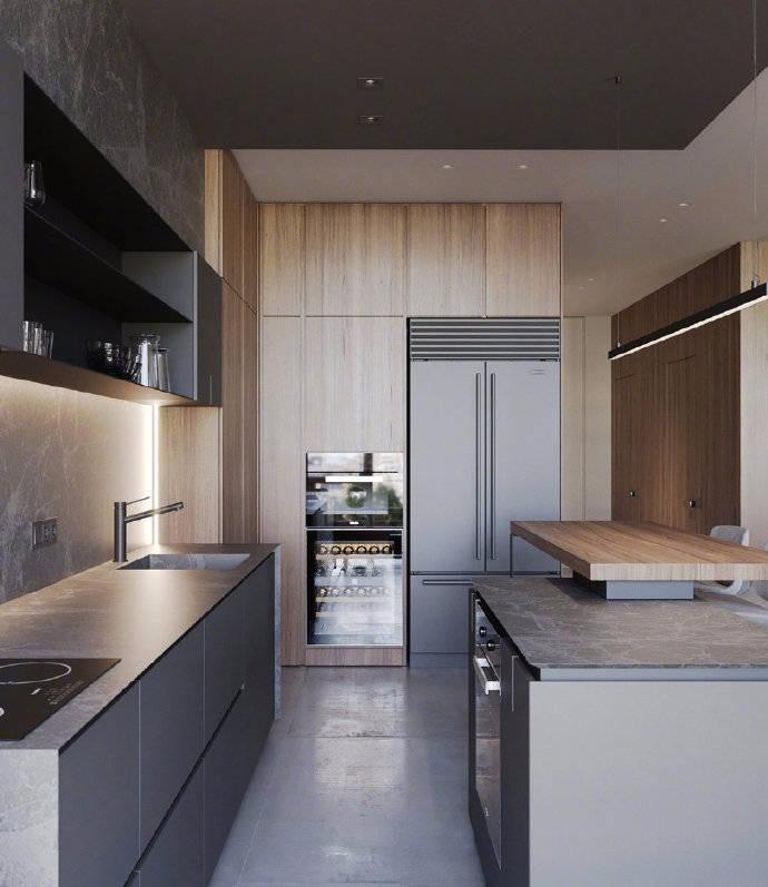 2020簡約廚房裝修圖 2020簡約灶臺裝修圖片