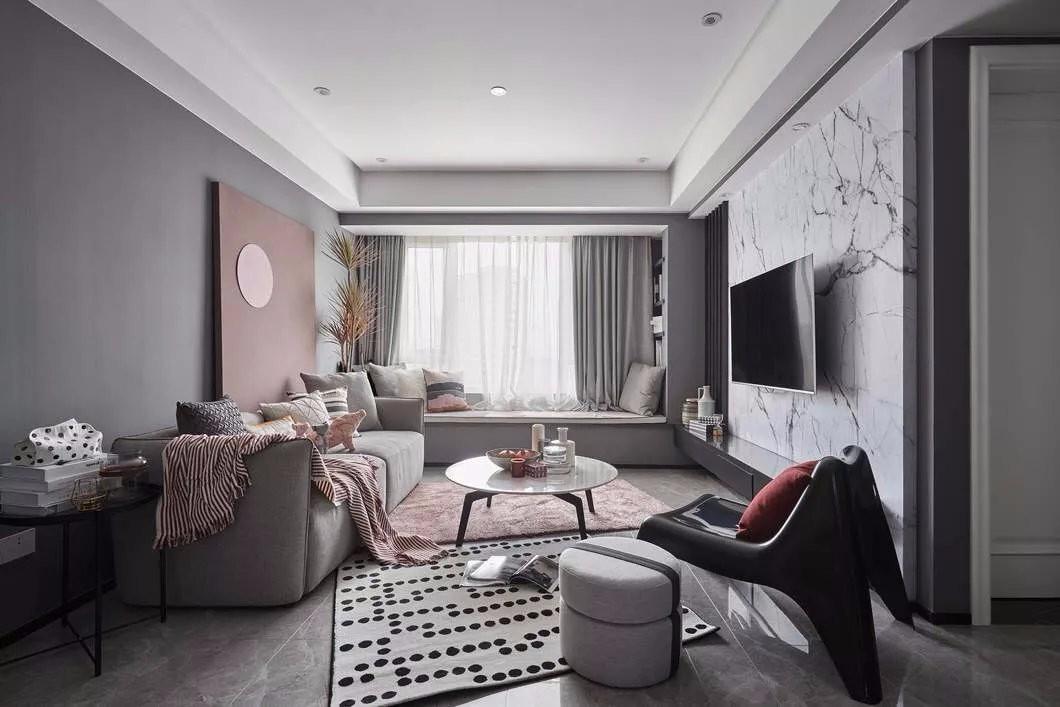 2021混搭150平米效果图 2021混搭二居室装修设计