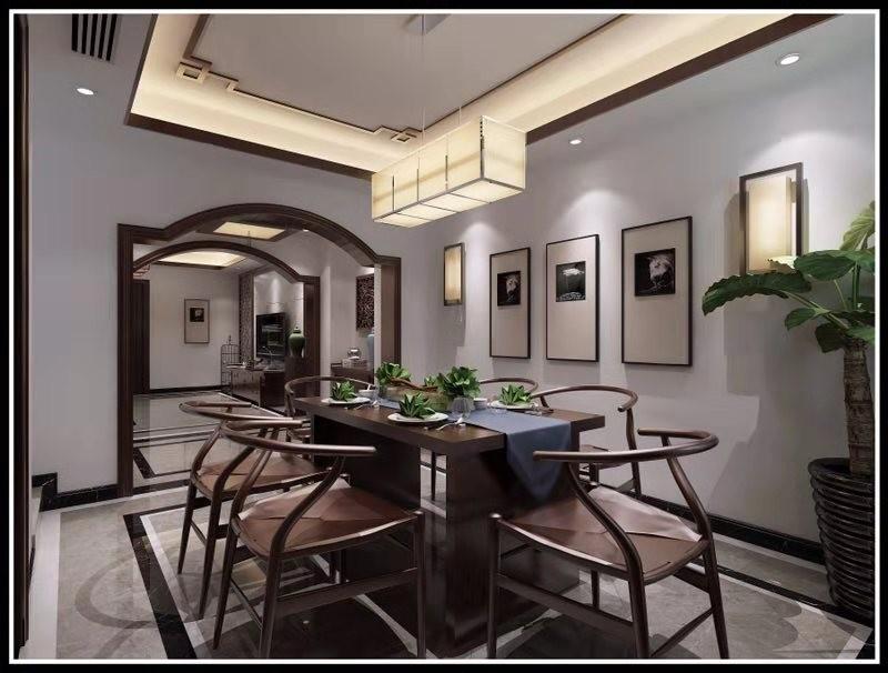 2020簡中240平米裝修圖片 2020簡中別墅裝飾設計