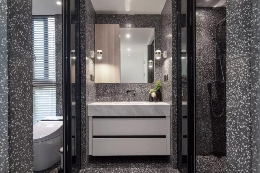 2020現代衛生間裝修圖片 2020現代浴室柜裝修圖片