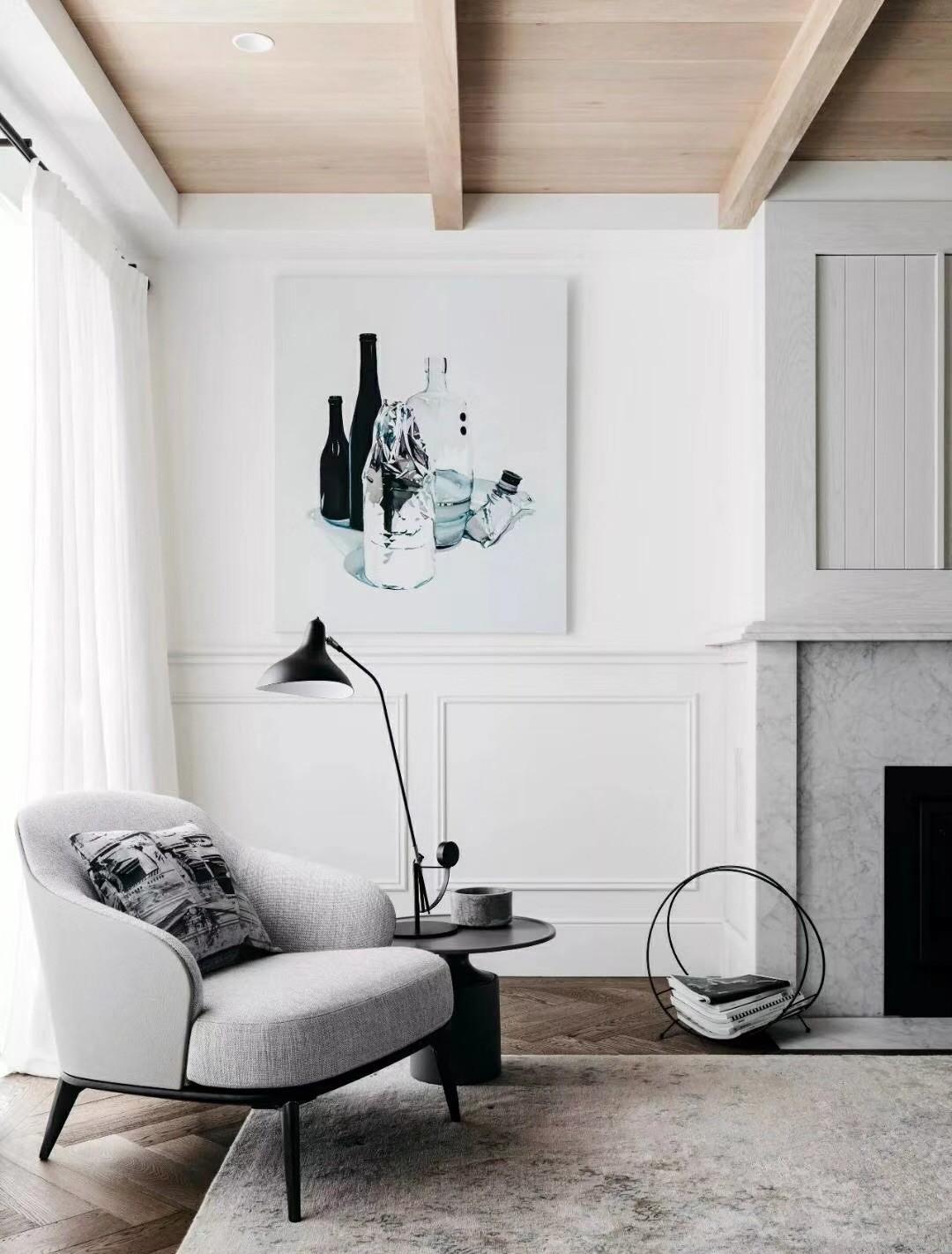 2019新中式90平米裝飾設計 2019新中式二居室裝修設計