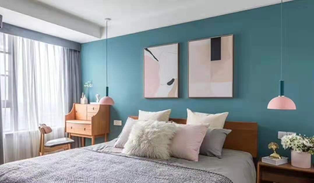 2020田园卧室装修设计图片 2020田园背景墙装饰设计
