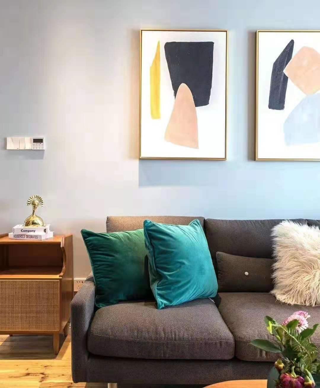 2020田园客厅装修设计 2020田园沙发装修设计