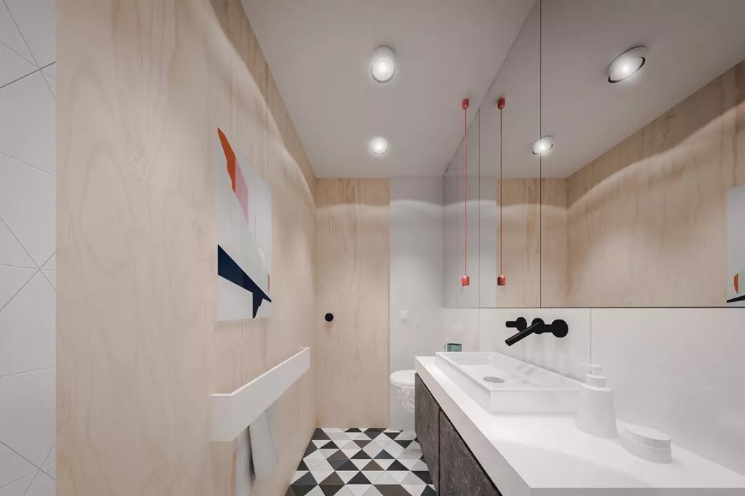 2019日式卫生间装修图片 2019日式洗漱台装饰设计