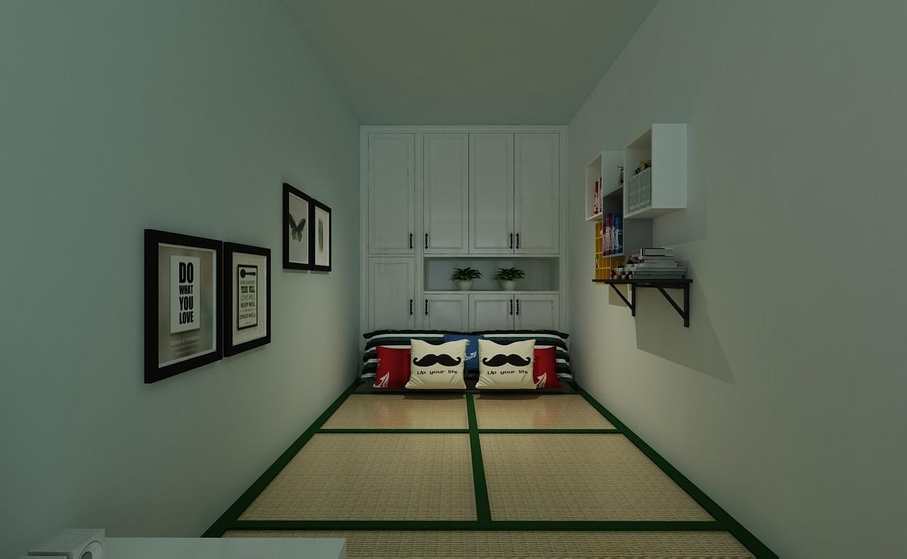 2020后现代卧室装修设计图片 2020后现代榻榻米装修设计