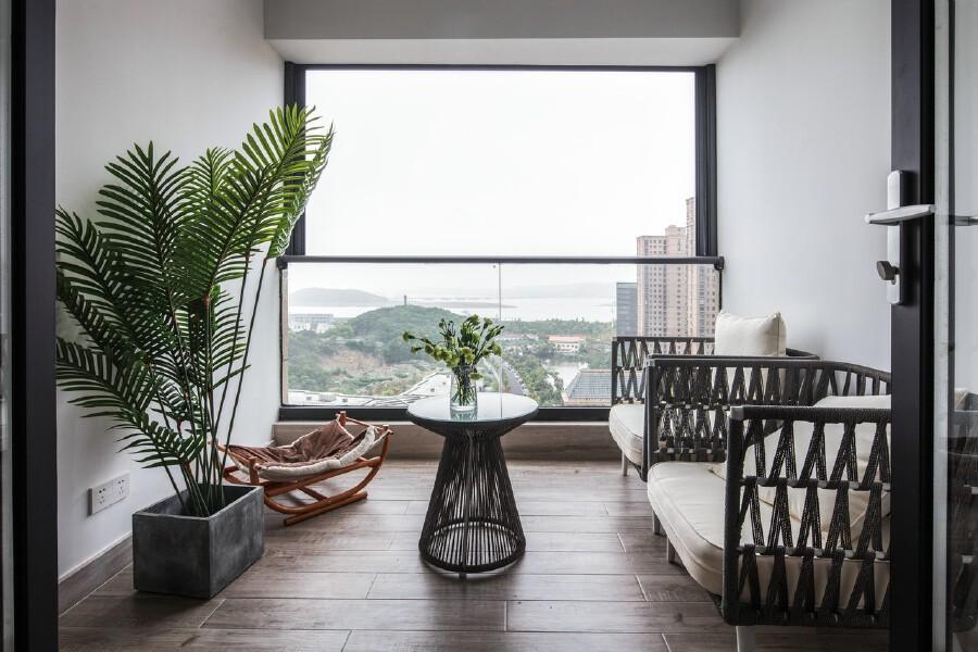 2020现代阳光房设计图片 2020现代沙发设计图片