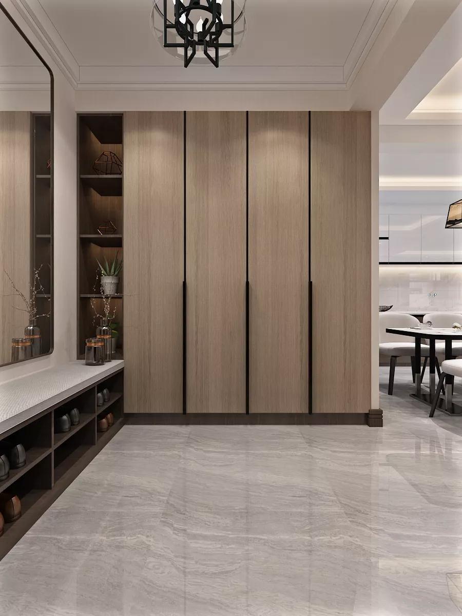 2019后现代客厅装修设计 2019后现代衣柜装修设计图片