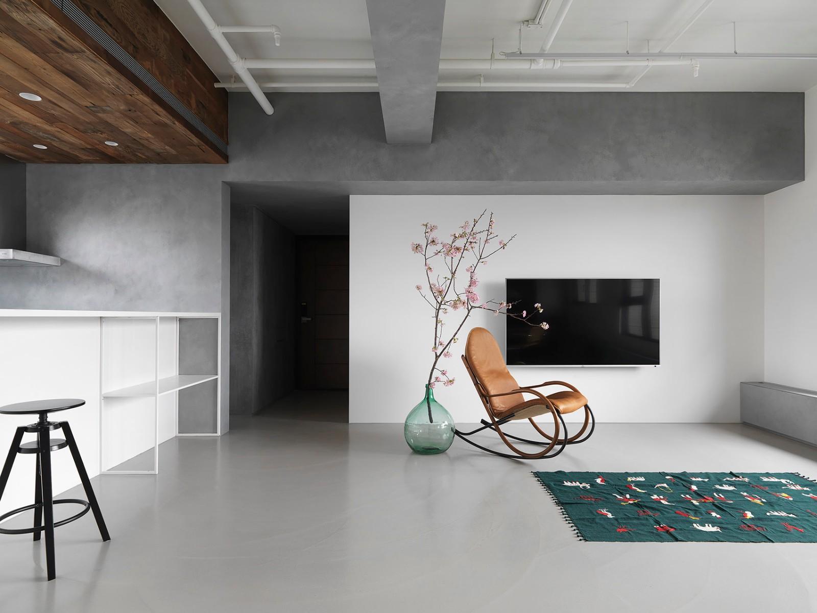 2019工业90平米装饰设计 2019工业套房设计图片