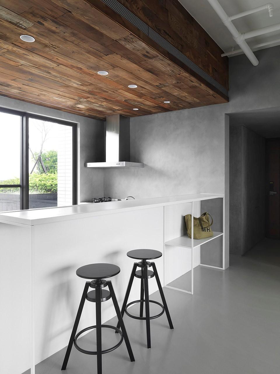 2020工業廚房裝修圖 2020工業廚房島臺裝飾設計