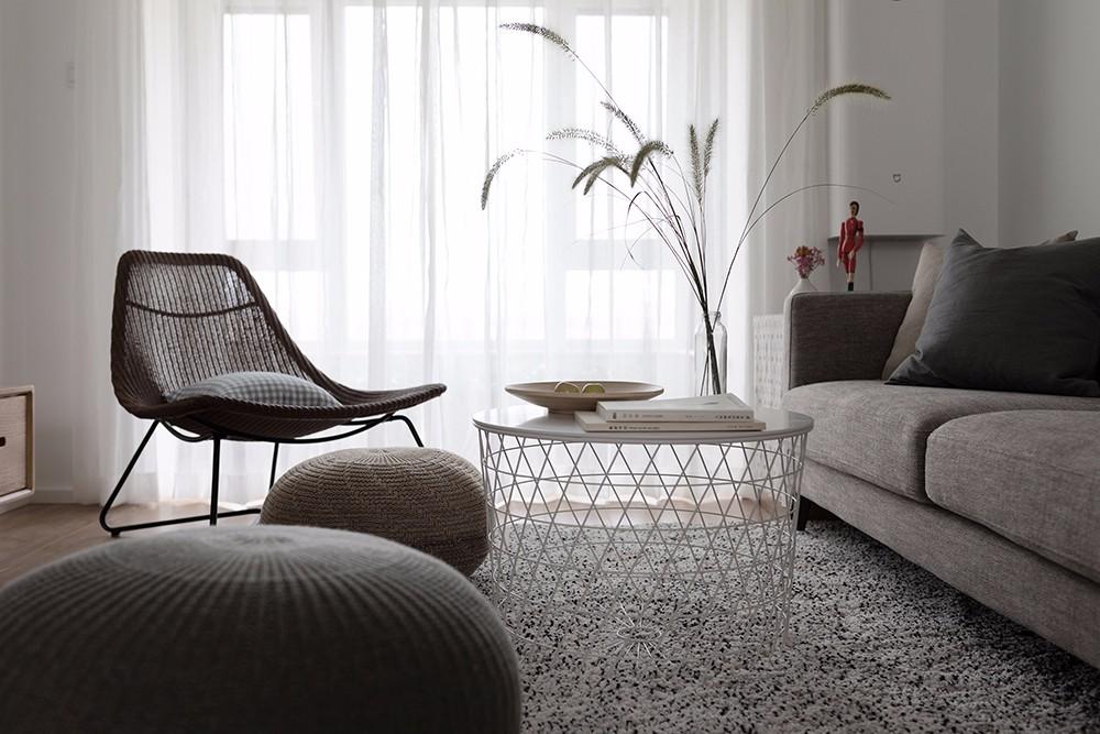 2020現代簡約陽光房設計圖片 2020現代簡約沙發設計圖片
