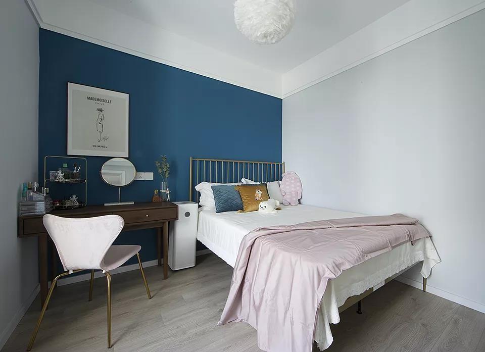 2019北欧卧室装修设计图片 2019北欧背景墙装饰设计
