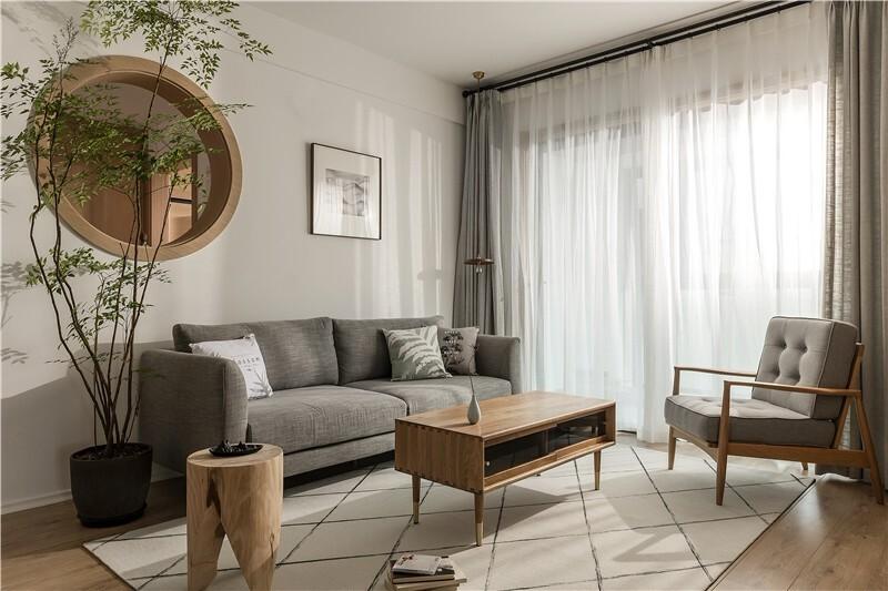 2019日式90平米装饰设计 2019日式套房设计图片