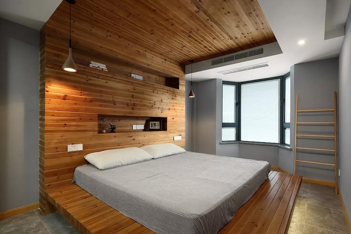 2020工业卧室装修设计图片 2020工业细节装修图