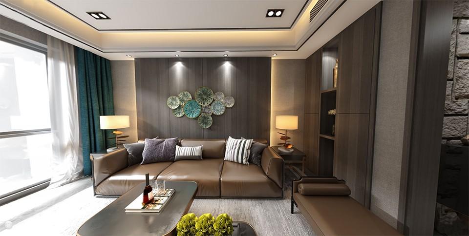 2020混搭150平米效果圖 2020混搭四居室裝修圖