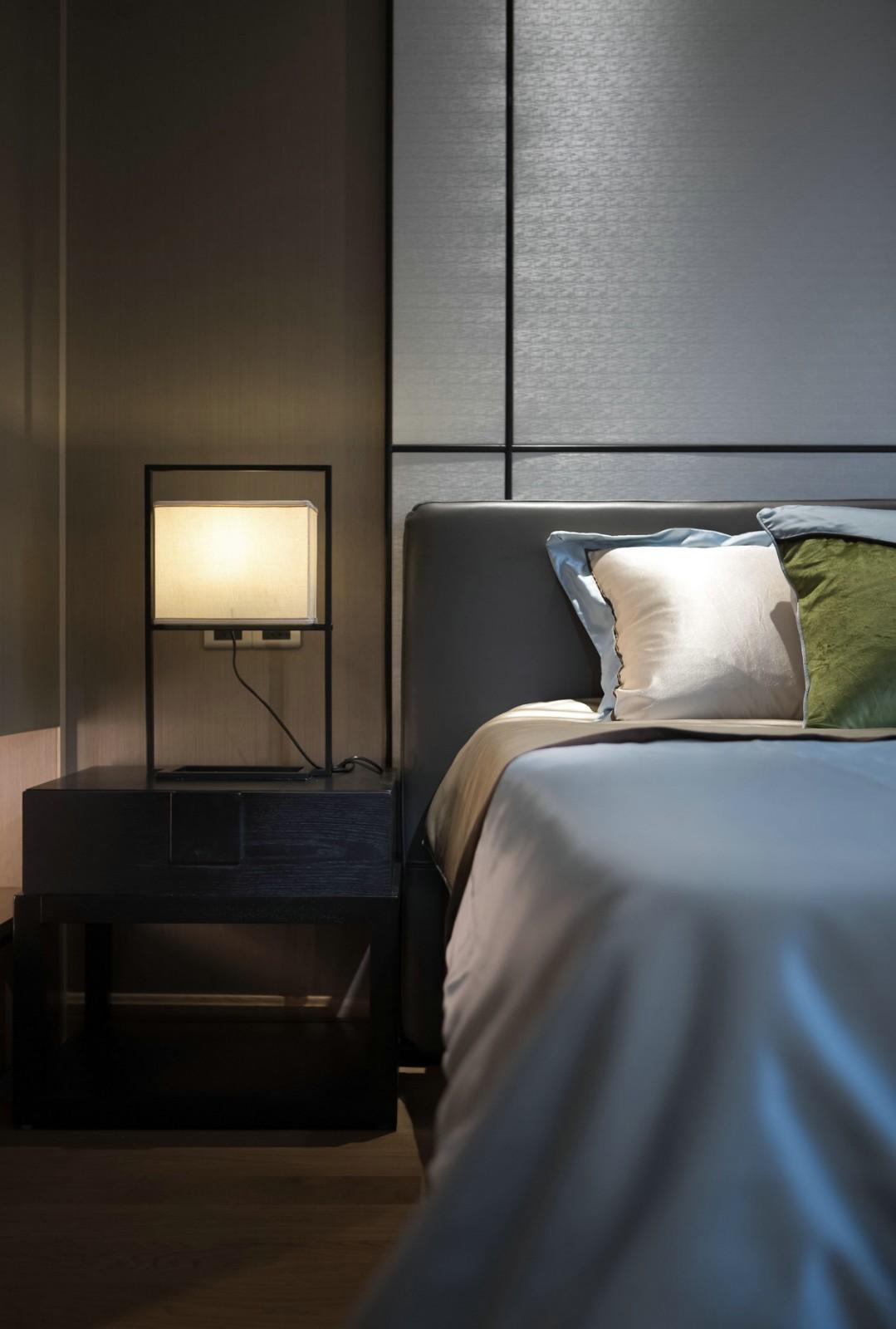 2019新中式卧室装修设计图片 2019新中式榻榻米装修设计