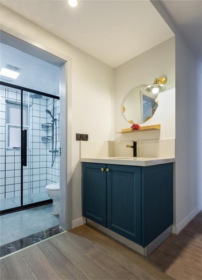 2019北欧浴室设计图片 2019北欧洗漱台装修设计
