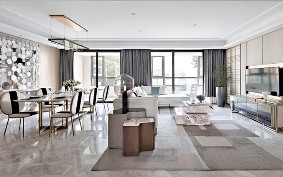 2020中式客厅装修设计 2020中式飘窗装饰设计