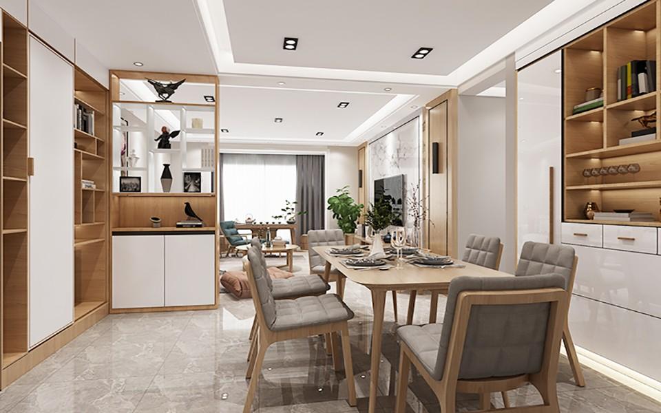 2020北欧厨房装修图 2020北欧灯具设计图片