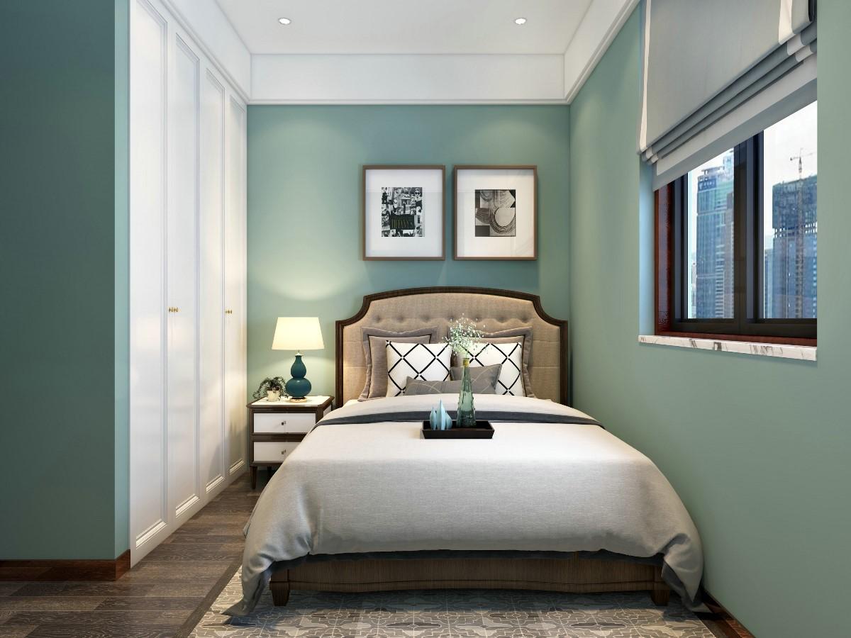 2019中式臥室裝修設計圖片 2019中式背景墻裝飾設計