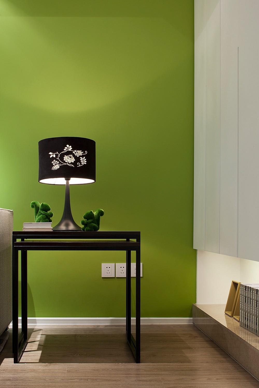 2020現代簡約起居室裝修設計 2020現代簡約背景墻裝修設計圖片